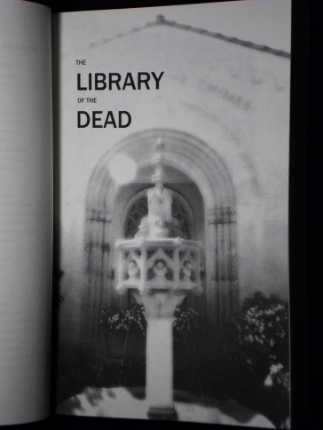 Library of the Dead 4
