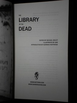 Library of the Dead 5