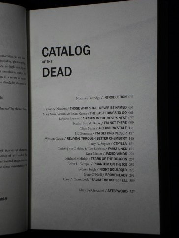 Library of the Dead 6