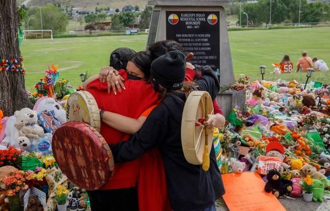 Canada: Nouvelle découverte de 182 tombes anonymes près d'un ancien pensionnat
