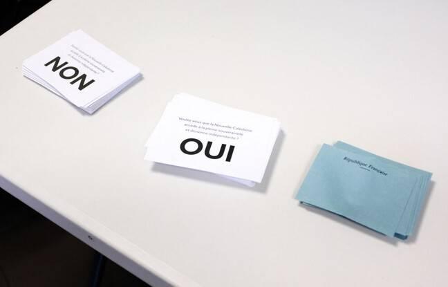 Nouvelle-Calédonie: Courte majorité en faveur d'un référendum le 12décembre