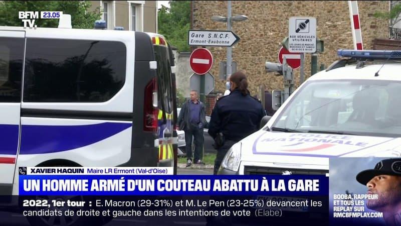 """Homme abattu dans le Val-d'Oise: le maire d'Ermont affirme que """"les enfants du centre de loisirs vont bien"""""""