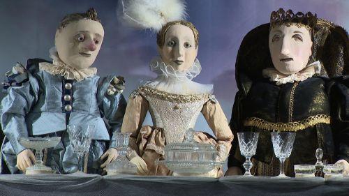 Drôme : le retour d'Emilie Valantin à Montélimar avec une exposition de ses marionnettes