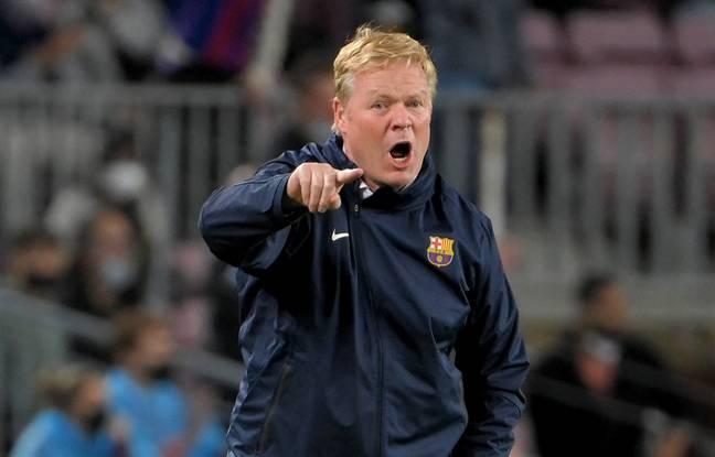 FC Barcelone : C'est déjà un peu la crise au Barça version Koeman