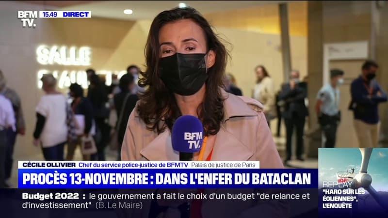 Procès du 13-Novembre: un commissaire de la BAC N75 raconte l'enfer du Bataclan