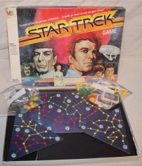 STar Trek Board Game