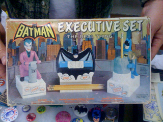 Batman Executive Set