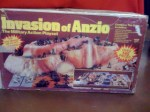 Invasion of Anzio Military Playset