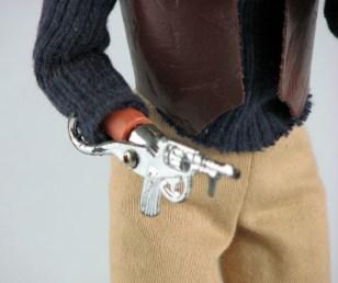 Close up on the Hook Gun