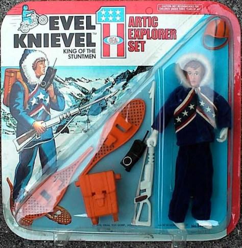 Evel Knievel King of the Stuntmen