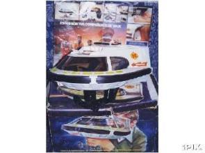 madelman spaceship