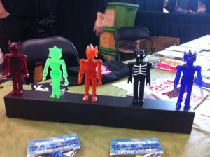 NYCC: MonsterPants Sea-Borg