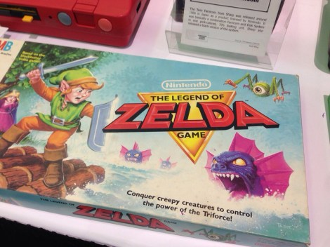 Zelda Board Game