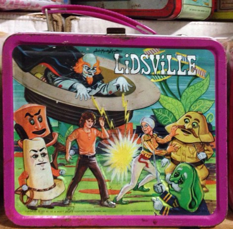 Lidsville Lunch Box