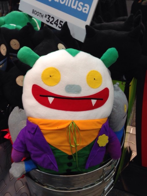 Weirdest ugly doll ever?