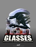 Alien Glasses Display