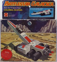 BATTLESTAR GALACTICA SCARAB BOX
