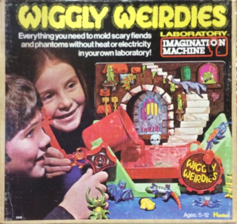 Wiggly Weirdies