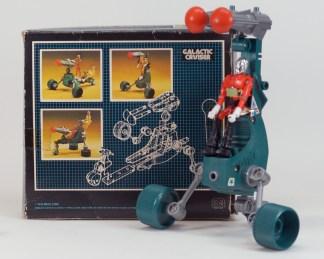 MEGO MICRONAUTS GALACTIC CRUISER WITHBOX