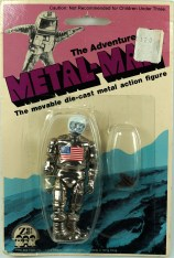 Zee Toys Metal-Man Major Mercury