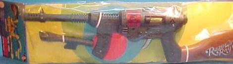 RAZOR-RAY-GUN