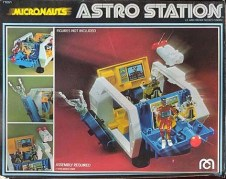 Mego Micronauts Astrostation