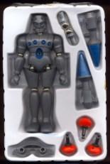 Mego Micronauts Baron Karza