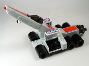 Mattel Battlestar Galactica Scarab