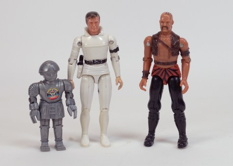 Buck Rogers Figures