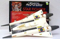 Buck Rogers Starfighter Loose Box