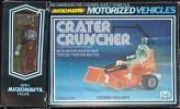 Mego Micronauts Crater Cruncher