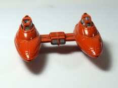Star Wars Diecast Twin Pod Cloud Car