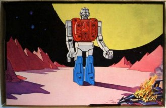 Micronauts Colorforms