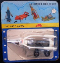 Die Cast Thunderbirds