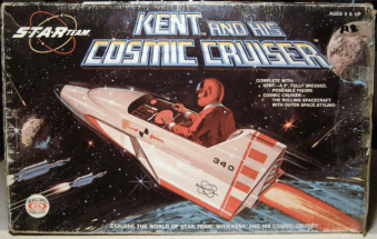 iIdeal STAR Team Kent and his Cosmic Cruiser