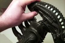 Alien lever