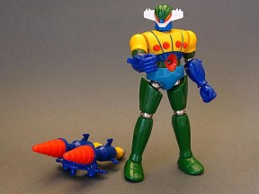 Takara Microman Geeg