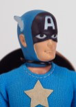 Mego Captain America Face