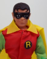 Mego Superhero Robin Head