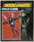 Micronauts Spaceglider Green Carded