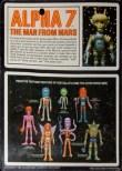 Outer Space Men Alpha7 Back