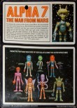 Outer Space Men Alpha7 Back