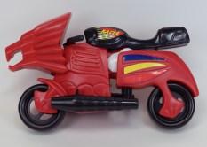 Red Falcon Clone Red Bike