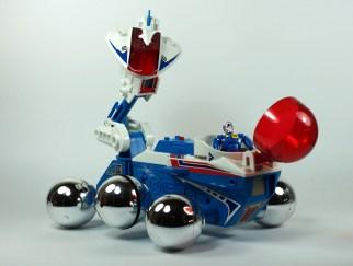 Takara Microman Rolling Thunder