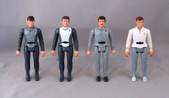 Mego Star Trek The Motion Picture Crew