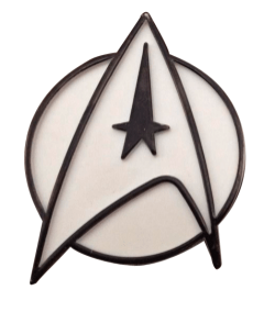 South Bend Star Trek The Motion Picture Badge