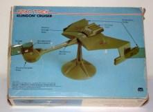 Mego Star Trek The Motion Picture Klingon Cruiser