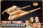 Mego Star Trek The Motion Picture Vulcan Shuttle Box