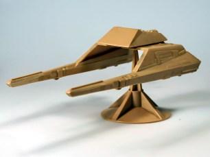 Star Trek The Motion Picture Vulcan Shuttle