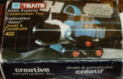 Tente Astro Explorer 402